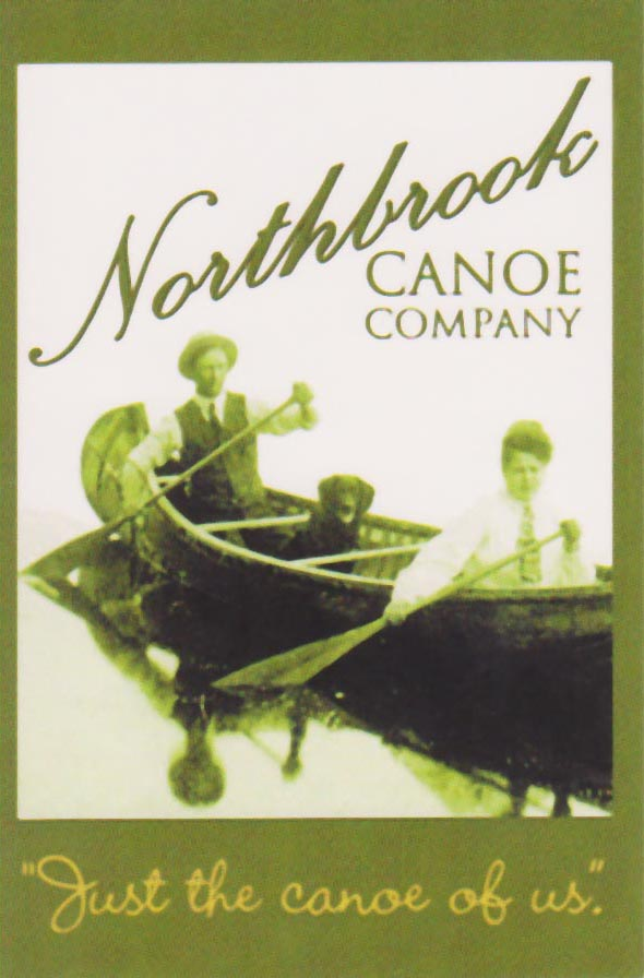 Northbrook Post Card image